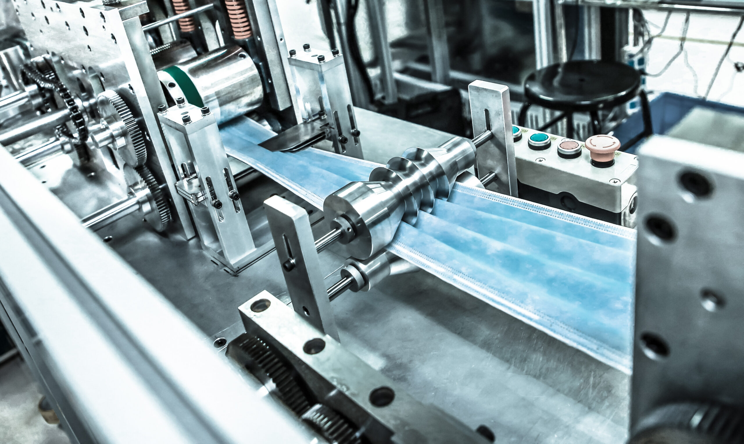 Manufacturing in the Pandemic