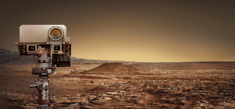 Getting to Mars with Digital Twins
